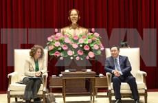 Hanoï souhaite coopérer avec la BM dans l'administration urbaine