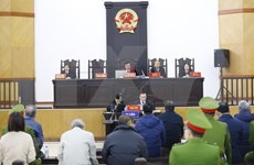 Report pour la 2e fois du procès de Vu Huy Hoang et de ses complices