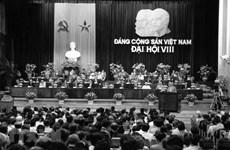 8e Congrès national du Parti: poursuivre le Renouveau, accélérer l'industrialisation