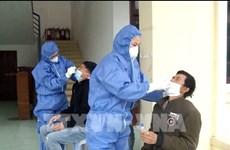 COVID-19 : un cas importé détecté et 14 patients annoncés guéris lundi