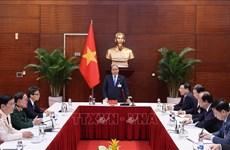 Le PM Nguyen Xuan Phuc: déployer des mesures fortes pour lutter contre l'épidémie de COVID-19