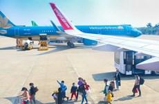 Le nombre d'arrivées internationales en janvier en hausse mensuelle