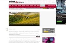 Média allemand: il est temps pour les investisseurs de se tourner au Vietnam