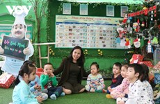 Nguyên Quôc Thu Trâm, une enseignante altruiste