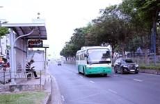 Ho Chi Minh-Ville propose l'utilisation de petits bus