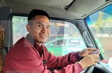 Nguyen Ngoc Manh, le héros qui a sauvé un bébé d'une chute mortelle