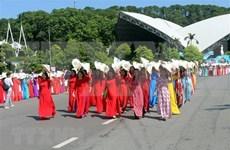 La Semaine de l'Ao dai 2021: promotion du patrimoine culturel de l'Ao dai