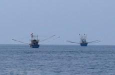 Les patrouilles conjointes contribuent au maintien de la sécurité en Mer Orientale
