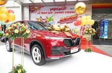 Vietjet offre une voiture de 1,5 milliard de dongs au plus chanceux de la saison des festivals 2020