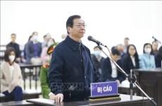 La réouverture du procès de Vu Huy Hoang et de ses complices prévue le 22 avril
