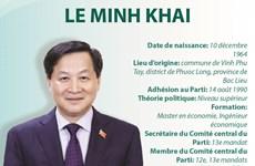 Le Minh Khai: Vice-Premier ministre du Vietnam