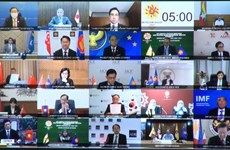 L'ASEAN+3 discute de l'intensification de la coopération au milieu du COVID-19