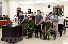 Procès de la Sarl Nhat Cuong: 14 accusés poursuivis en justice
