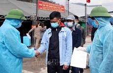 COVID-19 : suspension temporaire de l'entrée des Vietnamiens par la porte frontalière de Cau Treo
