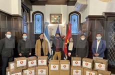 Le Comité de l'ASEAN à Buenos Aires assistent des pauvres en Argentine