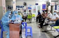 HCM-Ville: mise en service d'un nouvel hôpital de campagne pour traiter des patients de COVID-19