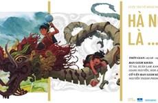 L'UNESCO lance un concours de dessin sur Hanoï - ville créative