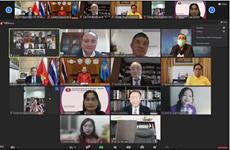 Webinaire marquant les 45 ans des relations Vietnam-Thaïlande