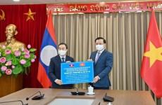 La capitale Hanoï et le Laos favorisent une coopération multiforme