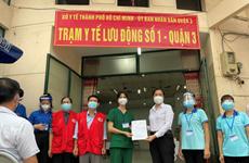 Les dispensaires ambulants de Ho Chi Minh-Ville