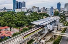 Le système de billetterie du chemin de fer urbain Nhôn - gare de Hanoï est transporté au Vietnam
