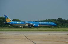Remise en service de la piste modernisée 1B de l'aéroport de Noi Bai