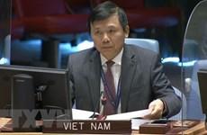 ONU: le Vietnam appelle la communauté internationale à renforcer son soutien au Congo