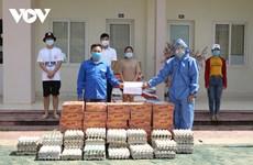 Les Vietnamiens au Laos s'entraident pour traverser la pandémie