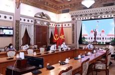 Ho Chi Minh-Ville souhaite promouvoir ses relations extérieures pour son développement