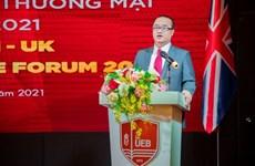 Forum économique et commercial Vietnam-Royaume-Uni à Hanoï