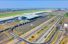 Plus de 218 millions de dollars pour moderniser le terminal T2 de l'aéroport de Noi Bai