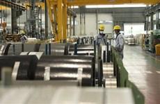 Les exportateurs d'acier prévoient une bonne croissance du secteur vers la fin de l'année