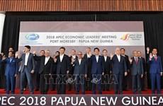 Clôture de l'APEC 2019 en Papouasie-Nouvelle-Guinée