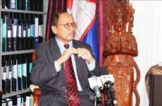Le Cambodge affirme le développement de ses relations avec le Vietnam