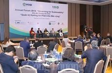 Le Vietnam s'intéresse à la gouvernance pour la durabilité