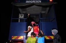 La Malaisie renforce sa lutte contre l'immigration clandestine