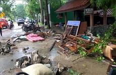 Tsunami en Indonésie : aucune information sur les étrangers parmi les victimes