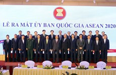 Le Comité national pour la présidence vietnamienne de l'ASEAN en 2020 voit le jour