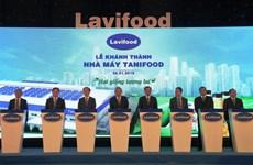 Transformation de fruits et légumes : inauguration de l'usine la plus moderne au Vietnam