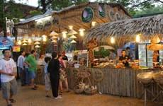 Ouverture d'une foire de produits agricoles pour le Têt à Hanoï