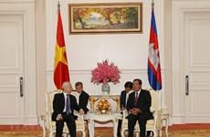 Déclaration commune Vietnam – Cambodge