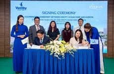 VinCity Ocean Park retient l'attention des clients sud-coréens