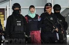 Doan Thi Huong quitte la prison dans l'Etat de Selangor (Malaisie)