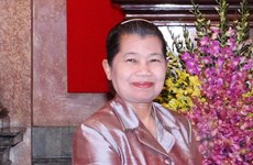 """Le Vietnam, """"grand ami qui a aidé à bâtir la paix pour le Cambodge"""""""