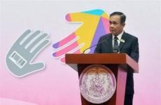 Le Premier ministre thaïlandais s'engage à servir la nation