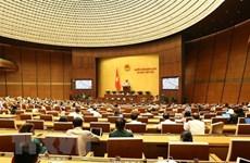 L'AN va voter sept projets de loi la semaine prochaine