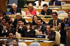 Le Vietnam est prêt à contribuer aux efforts internationaux communs pour la paix