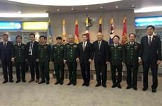 Dialogue de défense Vietnam-République de Corée