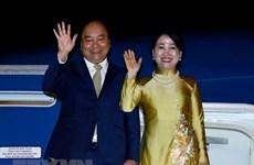 Le PM termine avec succès sa tournée au Japon
