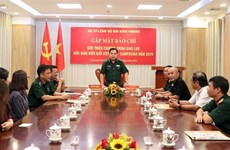 Prochainement un échange amical frontalier Vietnam-Cambodge